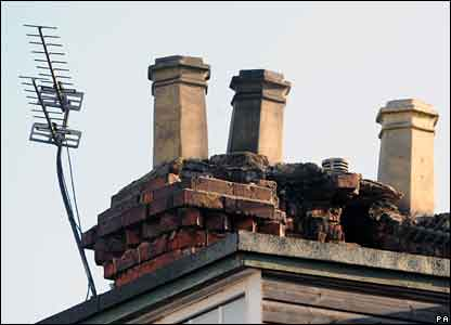 Chimney stack, East Yorkshire