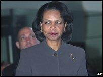 US Secretary of State Condoleezza Rice in Tokyo, Japan (27/02/2008)