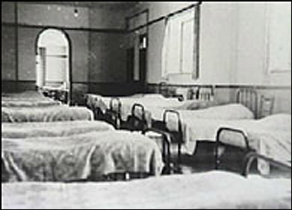 Dormitory in the 1940s