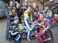 Mildenhall Speedway team