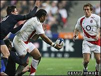 France v England rugby