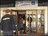 SAS Radisson 'Hotel Norge' in Bergen