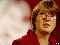 Harriet Harmon MP