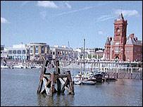 Cardiff Bay (Pic: Bob Millard)