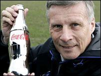 Carlisle manager John Ward