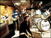 The Dave Clark Five in 1969