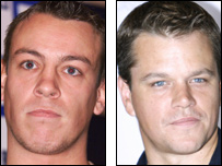 Gary Lockett and Matt Damon