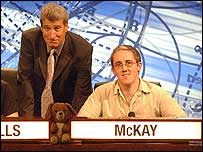 Paul McKay and Jeremy Paxman