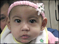Baby girl left in a New York cab