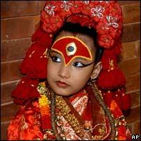 Another Kumari, Preeti Shakya