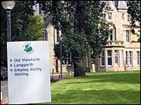 Stirling Council Building