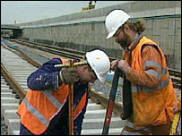 Railway engineers