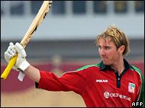 Zimbabwe cricketer Brendan Taylor