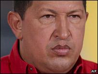 President Hugo Chavez 02/03/08