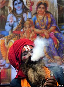 Smoking Cannabis For God ... _44468863_b6f05797-f306-4d61-95bb-a228e0611846