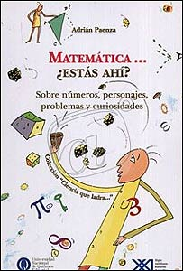 Portada del libro &quot;Matemtica &#191;Ests ah?&quot;