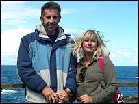 Iain and Keran Henderson