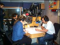 Diana Productores del Servicio Latinoamericano de la BBC