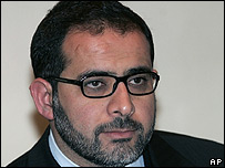 Arif Ali Nayed, Royal Islamic Strategic Study de Ammán, Jordania