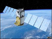 Galileo Giove-B satellite. Image: ESA