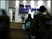 Leeds University students union