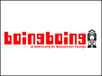 Boingboing website