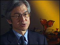 Japanese delegate to IWC Joji Morishita