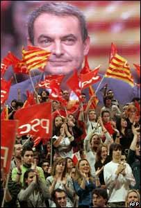Campa�a de Jos� Luis Rodr�guez Zapatero