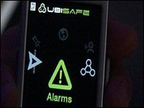 Ubisafe mobile service