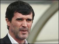 Sunderland boss Roy Keane