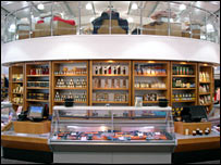 Deli counter at Aviemore Highland Resort. Picture courtesy of Aviemore Highland Resort