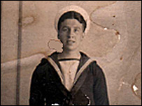 Able Seaman John Hague