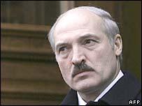 Belarus President Alexander Lukashenko (picture credit Natalaia Kolesnikova/AFP/Getty Images)