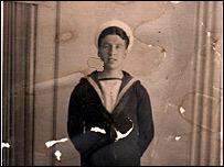 Able Seaman John Hague