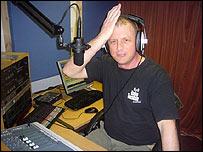 DJ Andy Greener
