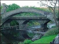 Old Bridge, Pontypridd