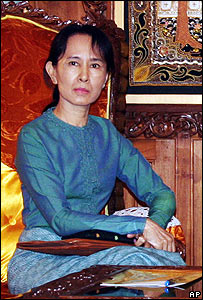 Aung San Su Kyi, 30 January 2008