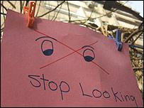 Imagen de la campaña contra el acoso sexual