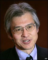 Joji Morishita. Image: AP