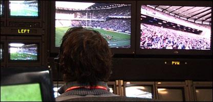 BBC 3D transmission gallery