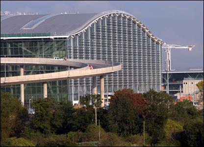 Terminal 5. Photo via Newscast