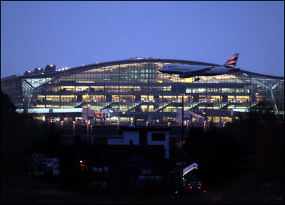 Terminal 5. Photo via Newscast