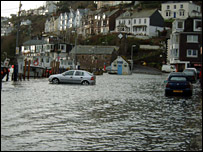 Looe. Picture from David Welch