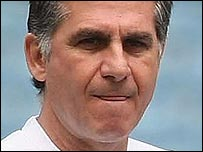 Manchester United assistant boss Carlos Queiroz