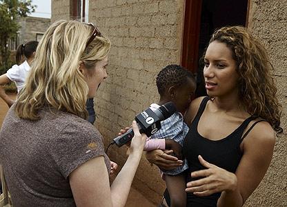 Natalie Jamieson interviews Leona Lewis