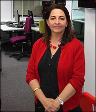 Julia Zapata, Directora del servicio Latinoamericano de la BBC.