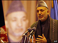 Generic picture of Hamid Karzai