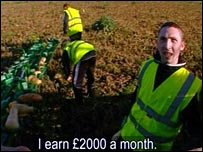 """I earn £2,000 a month"""