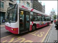 Bus (Image: PA)