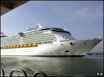 Royal Caribbean's Liberty of the Seas